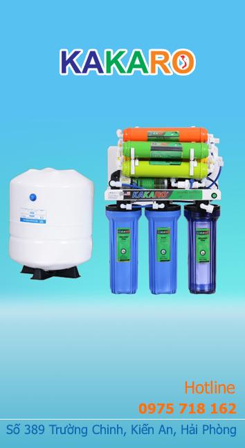 máy lọc nước KAKARO