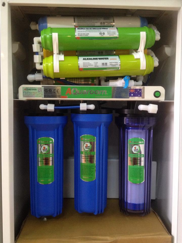 Máy lọc nước Aquaroom