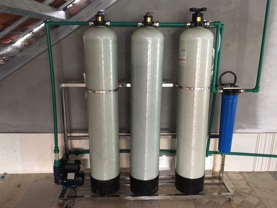 Hệ thống lọc nước tại Vinhome