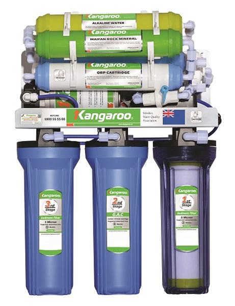 Máy lọc nước Kangaroo KG109 VTU