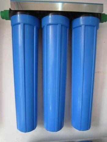 Bộ lọc thô 3 cốc xanh